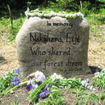 EULOGY FOR EIJI A very special friend By C.W. NICOL